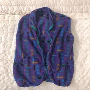 Vintage REI Fleece Vest